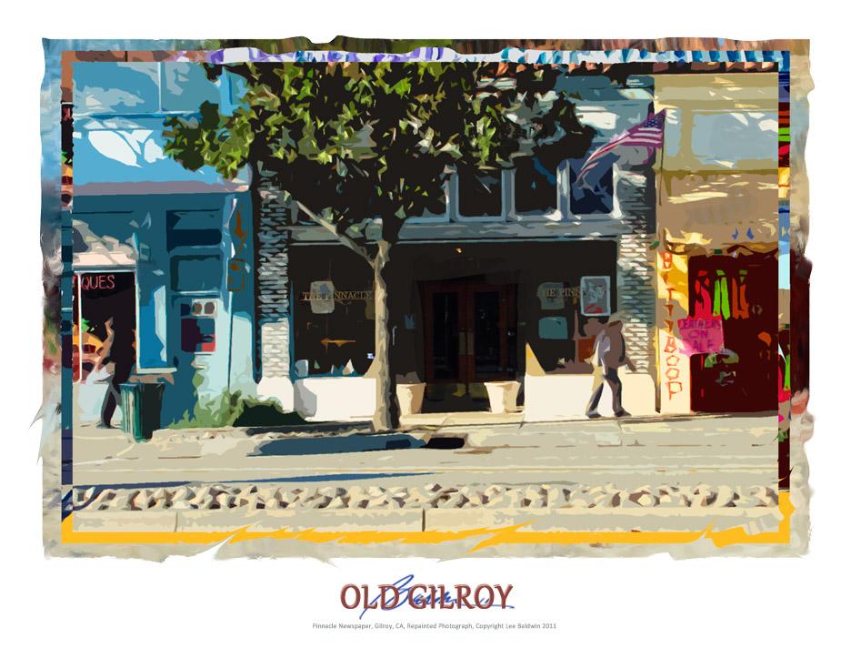 Pinnacle Newspaper Offices on Monterey Highway