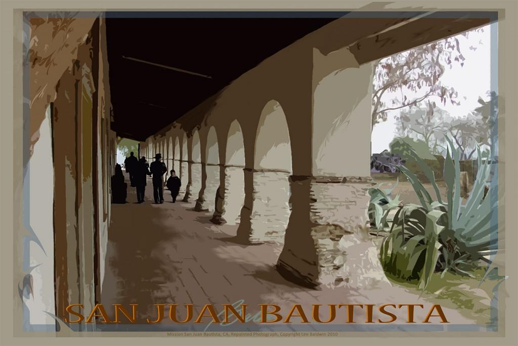 San Juan Bautista Mission Church