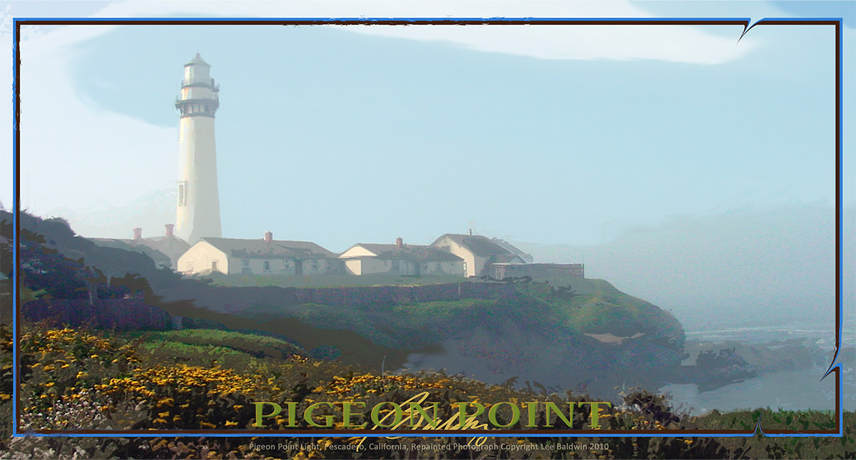 Pigeon Point Light, Pescadero, CA