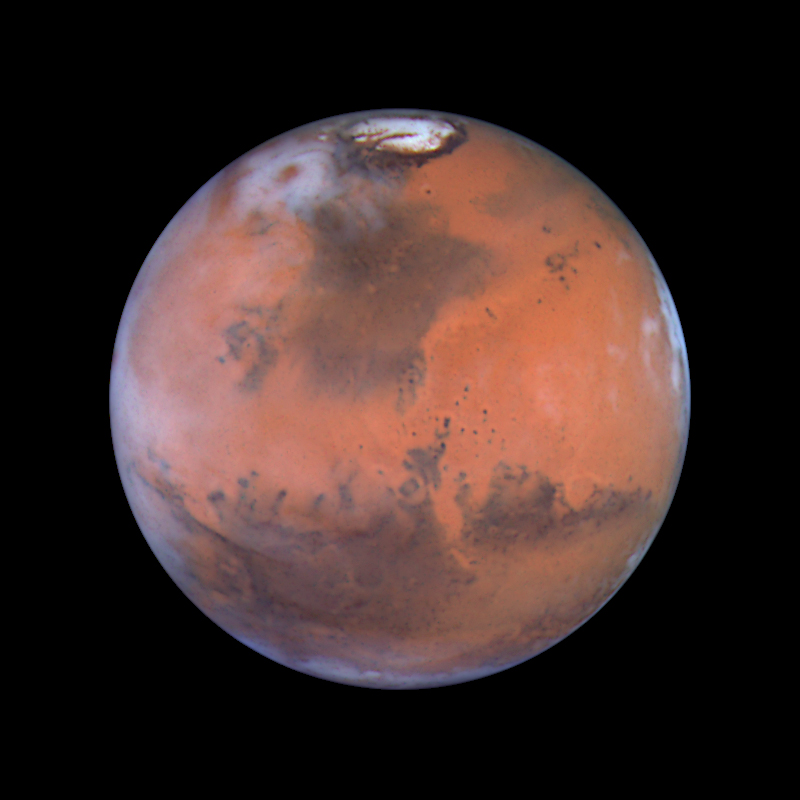 When do we go to mars?